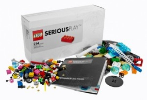 Another Lego Serious Play Starter Kit Unpacking Video