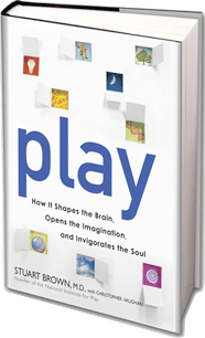 Stuart Brown. Play: How It Shapes the Brain, Opens the Imagination, and Invigorates the Soul