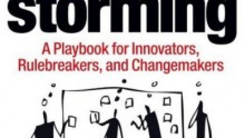 Gamestorming (Gray, Brown, Macanufo) – a new book on games (and play)