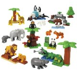 Lego Duplo Wild Animals