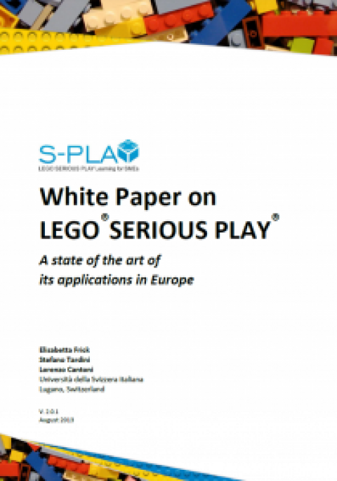 White Paper on LEGO® SERIOUS PLAY® – A state of the art of its applications in Europe