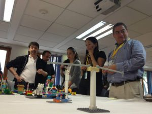 Lego Serious Play Facilitation Training in Spanish