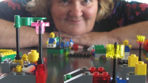 Councillors get serious about building blocks, All you need is Lego – by Jo McKenzie-McLean