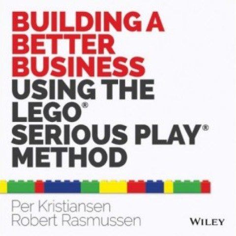 Lego Serious Play book now Shipping via Amazon