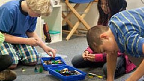 Connecting Students through LEGO Serious Play