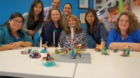 LEGO SERIOUS PLAY FACILITATOR TRAINING Aug 26, 27, 28, 2014