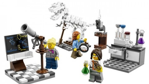 Lego and Gender Issues Article from BBC News Magazine