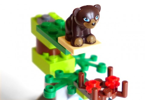 Micro LEGO Serious Play: How small can a useful tool for thinking be?
