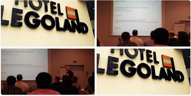 Lego Serious Play Days 2014 #LSPdays2014