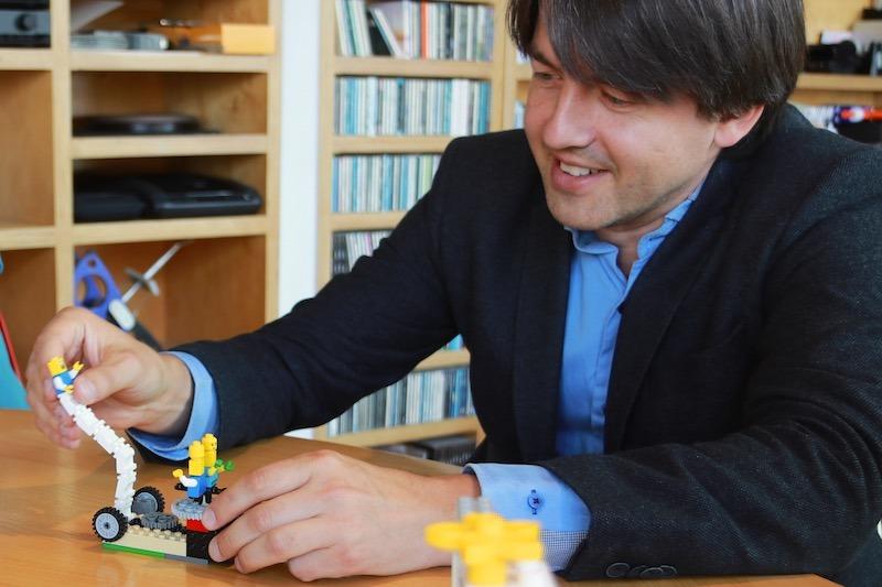 Marko Rillo - LEGO SERIOUS PLAY Trainer and Facilitator