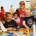 SOS Village - Building with Lego Bricks