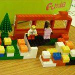Future Balloons using Lego Bricks facilitating Design Thinking 3