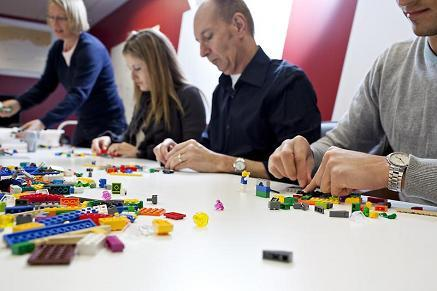 Lego Serious Play at Lloyd Smith Solutions