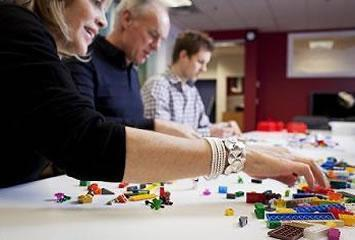 Lego Work at Lloyd Smith Solutions