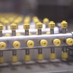 Minifigure Heads Production Line at Billund LEGO factory by Alex Howe