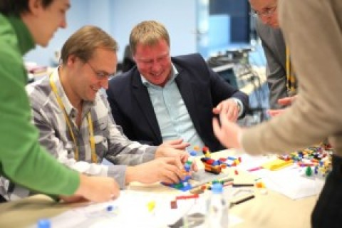 Academy of Best Practices with Lego Serious Play