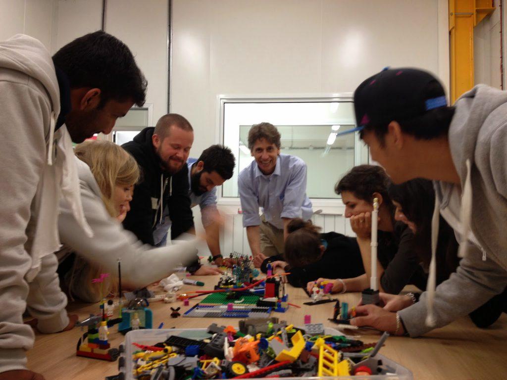 CERN CBI Lego Serious Play Landscape
