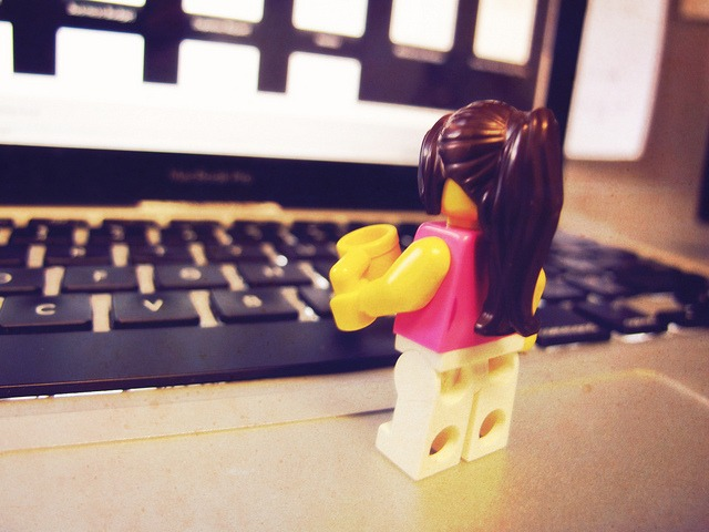 Lego Friends Girl