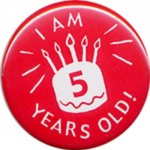 SeriousPlayPro.com community is 5 years old
