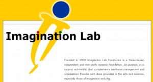 Imagination Lab website at ImagiLab.org