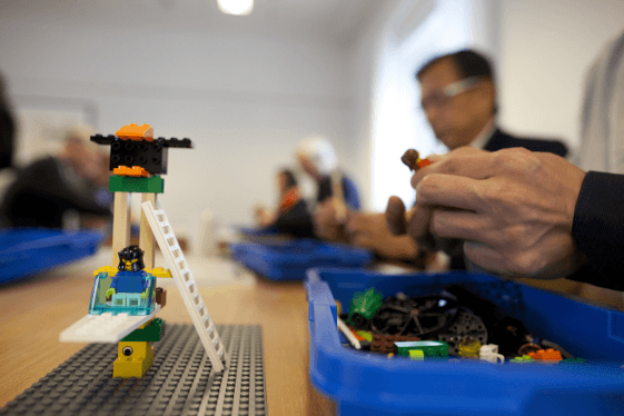 Lego Serious Play Leverage your Organisations Experience
