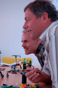 Lego Serious Play Method Reach Confidence and Commitment to Shared Goals