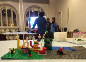 Lego Serious Play Shared Model
