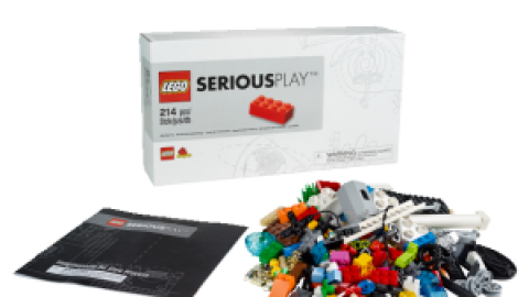Lego Serious Play Starter Kits Available via Amazon