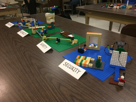 Using Lego Serious Play to teach Software Engineering