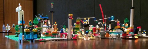 Make Teams Successful with Lego Serious Play
