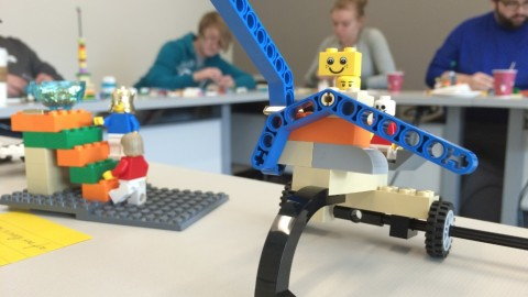 LEGO SERIOUS PLAY Helps Build a Shared Understanding between the Scrum Team and the Product Owner