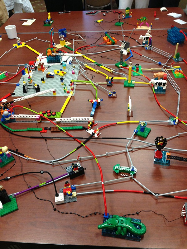 Co-creation on speed with LEGO® SERIOUS PLAY® - Audio Lecture