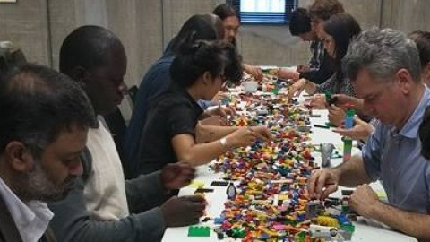 Building a Global Manifesto Through LEGO® SERIOUS PLAY® – A Case Study