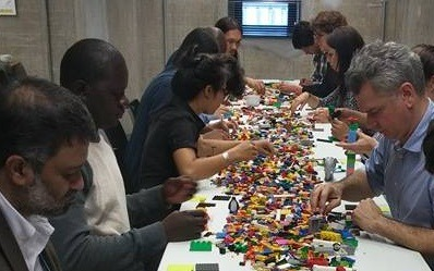 Building a Global Manifesto Through LEGO® SERIOUS PLAY® - A Case Study