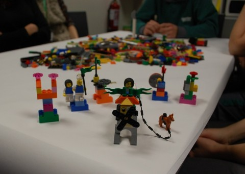 Using the LEGO® SERIOUS PLAY® Method to Improve Collaboration