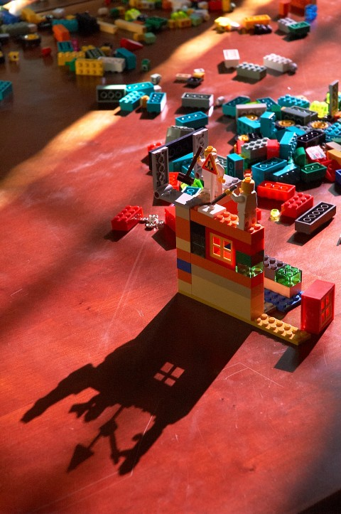 Lego Serious Play  TTT in Italy / June 2015