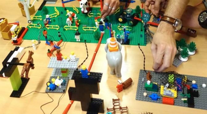 Els Meyvaert Agile Agency Lego Serious Play