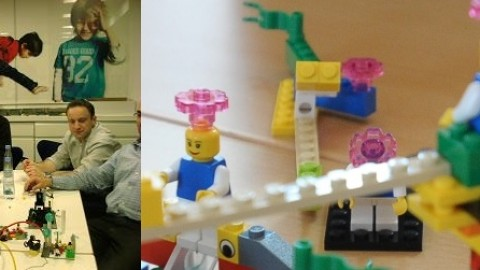Training in Designing and Facilitation with the LEGO SERIOUS PLAY materials and methodology
