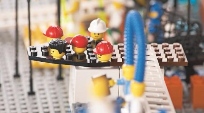 Michael Fearne LEGO Case Study - Onboarding
