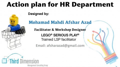 Lego Serious Play Action Plan for HR Department