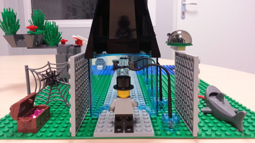 Lego Serious Play at Airbus - by Mark Harling