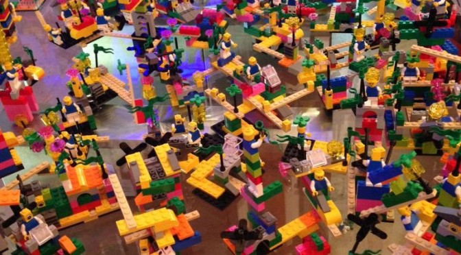 LEGO SERIOUS PLAY Building Collection