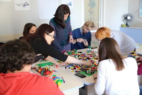 Lego Serious Play Facilitator Training in Ukraine