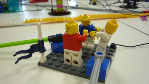 The Perfect LEGO® SERIOUS PLAY® Demo