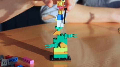 What happens at a Lego Serious Play MeetUp?