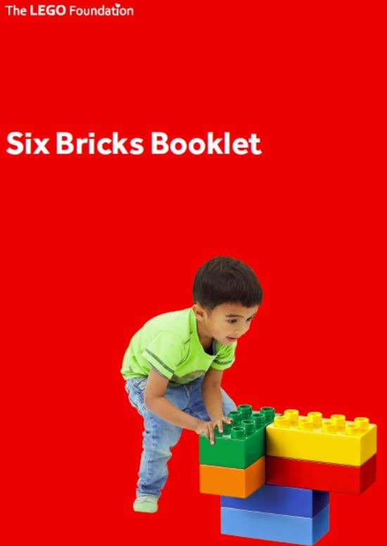 Six Bricks for Countless Exercises - Serious Play Pro