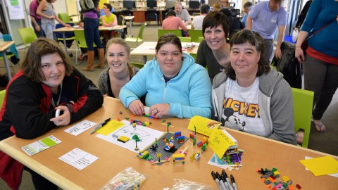 Lego® Serious Play® Workshop @ EPL
