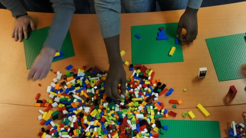Retrospective and Creativity with LEGO SERIOUS PLAY