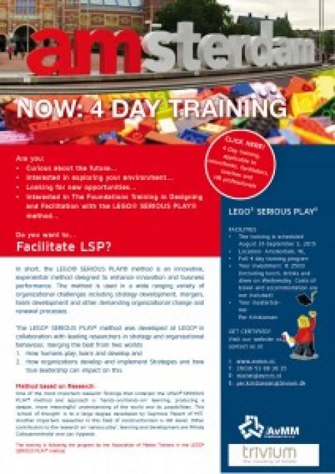 LSP Foundation Training – Amsterdam