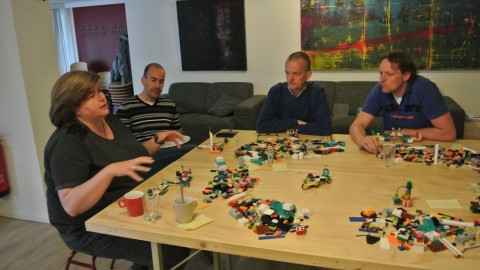 Introducing the LEGO® SERIOUS PLAY® Holland meetup